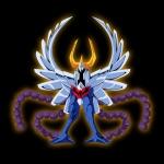 Segunda versão da armadura de Fênix