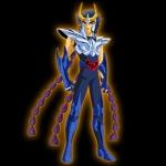 Ikki com a segunda versão da armadura de Fênix