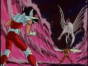 Bian vs. Seiya