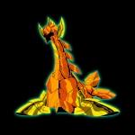 Escama de Dragão Marinho