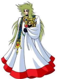 Grande Mestre Shion de Áries